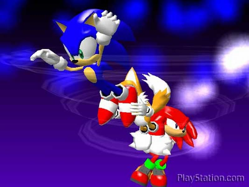 Play Sonic 2 Heroes Rom Download Games Online - Vizzed