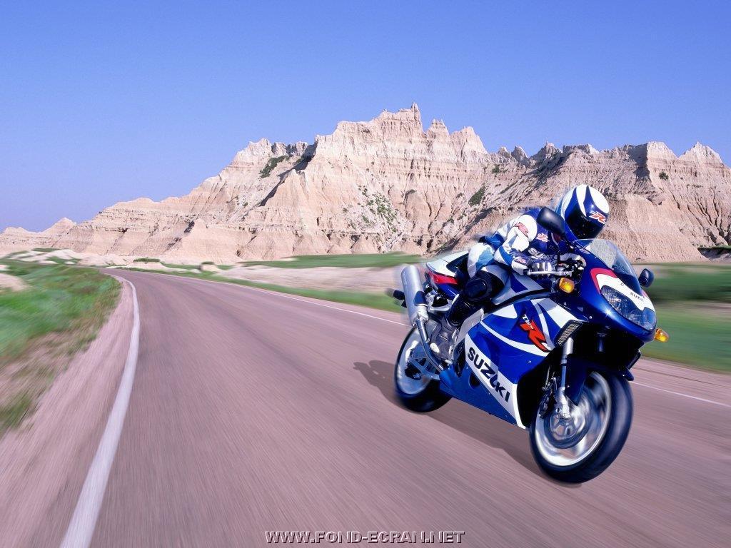 Bienvenue sur - Image moto sportive ...